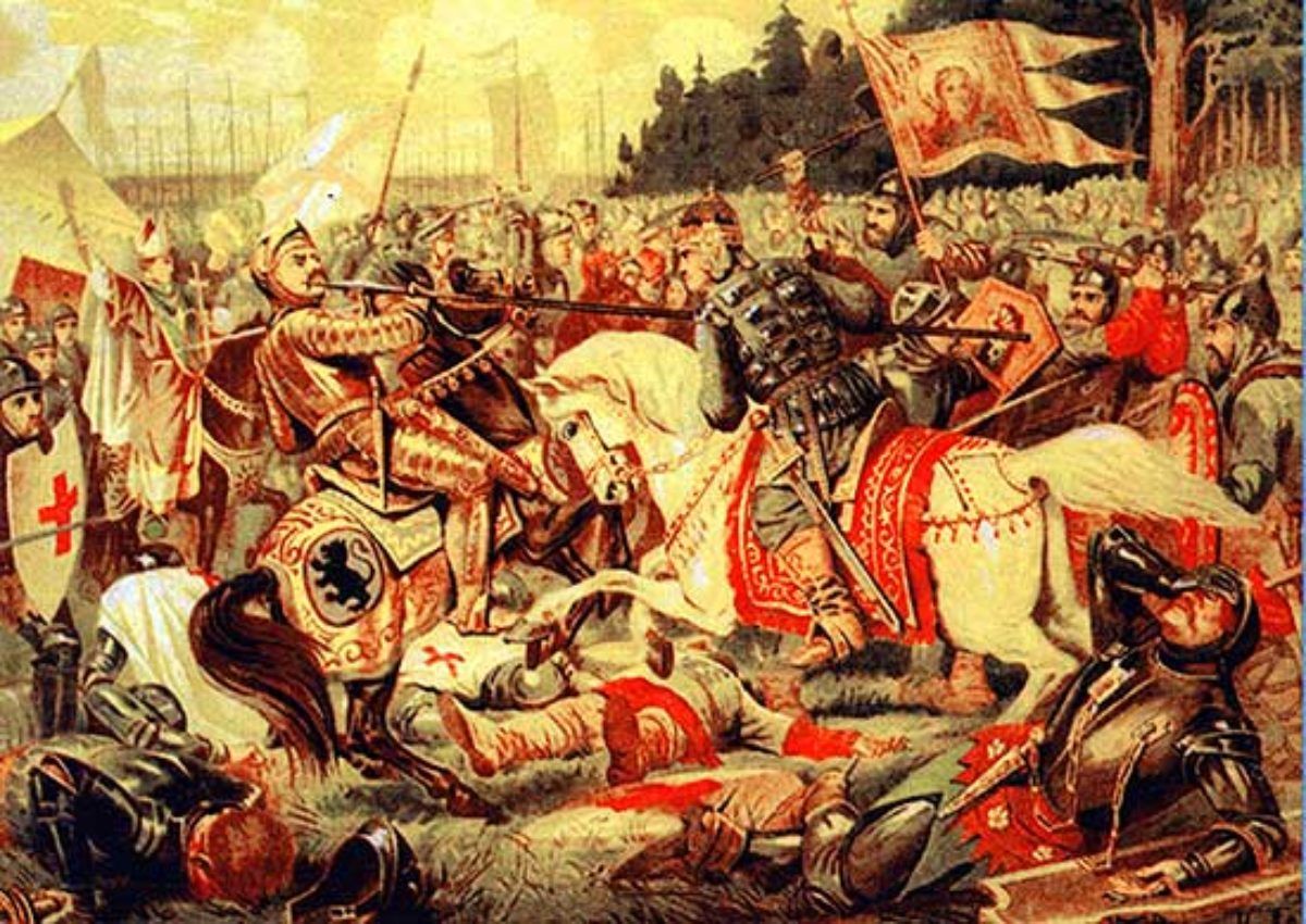 Годовщина Невской битвы