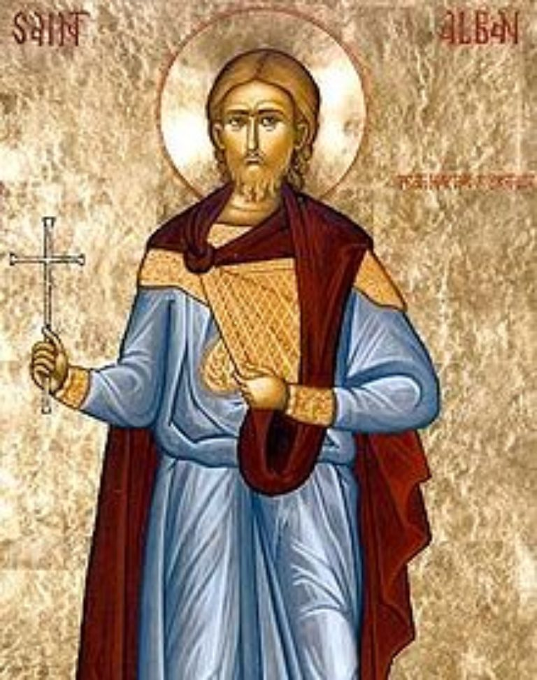 Святой Альбан Британский – первомученик Англии