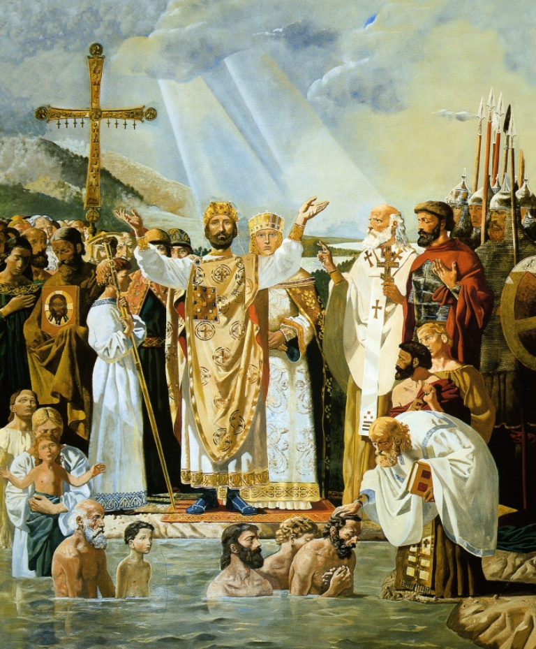 Слово в день памяти св. князя Владимира святителя Луки Войно-Ясенецкого