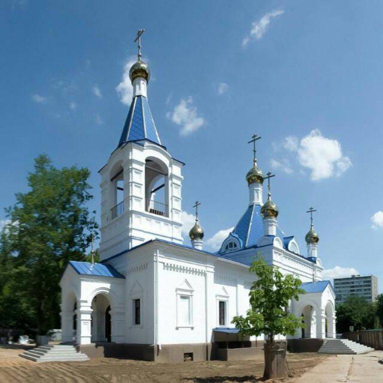 Торжества в день святой княгини Ольги