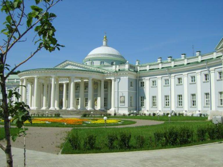 Открытие Шереметьевской больницы в Москве