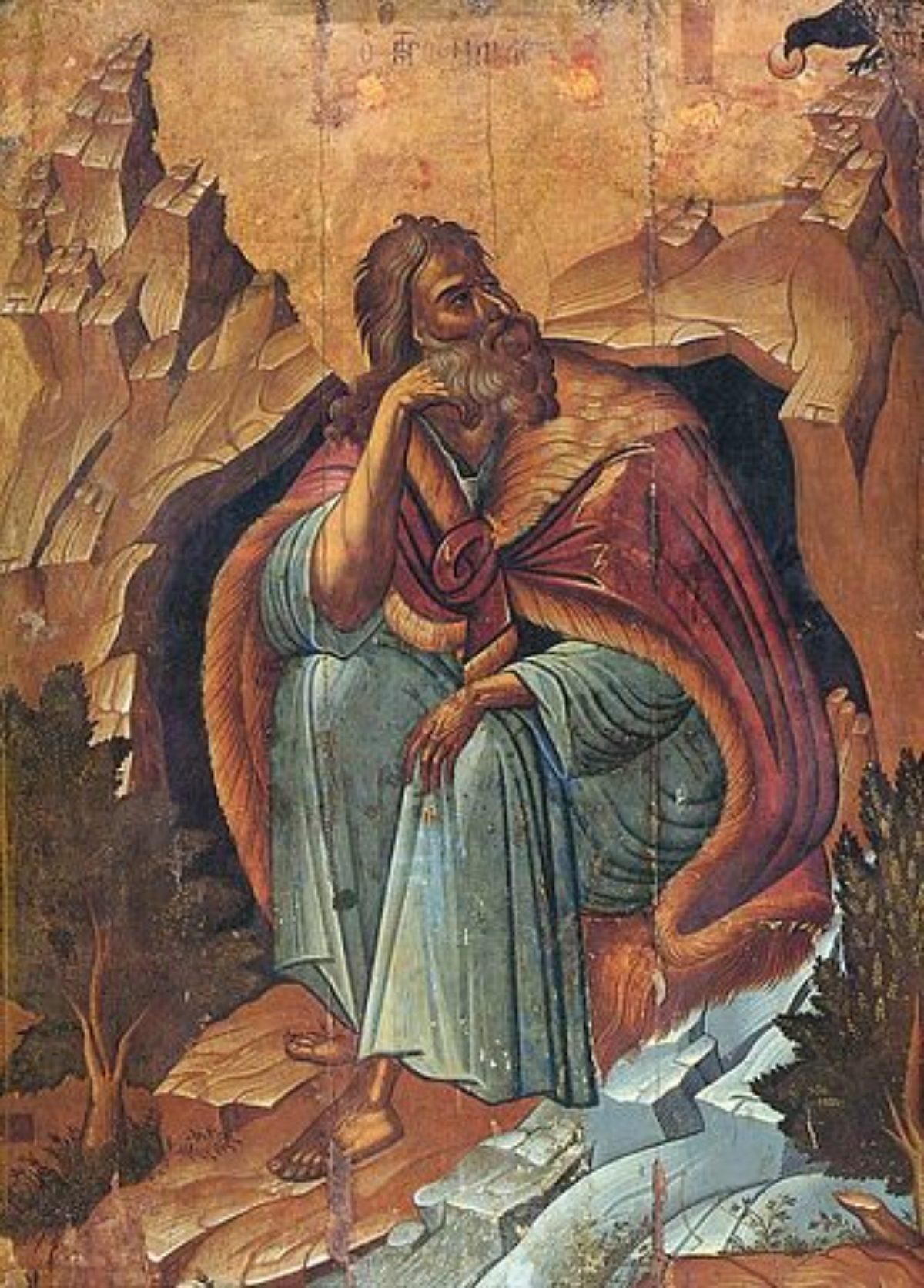 Память святого пророка Божия Илии