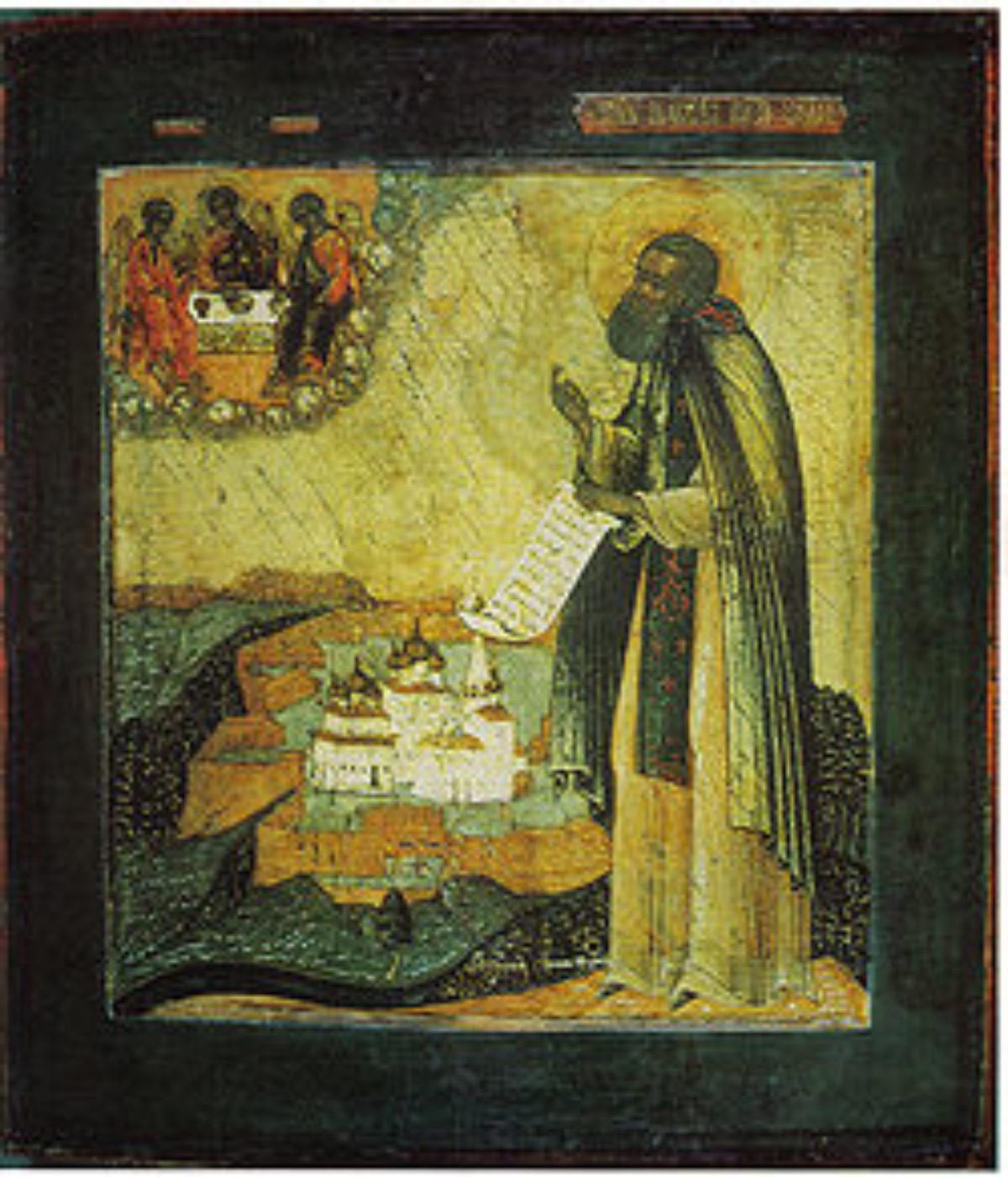 Память преподобного Макария Желтоводского