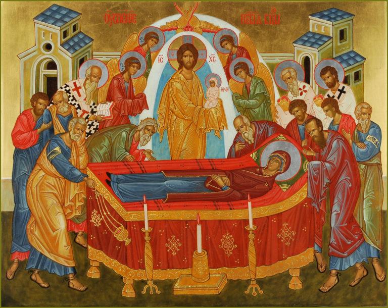 Слово свт. Луки Войно-Ясенецкого в день Успения Божией Матери