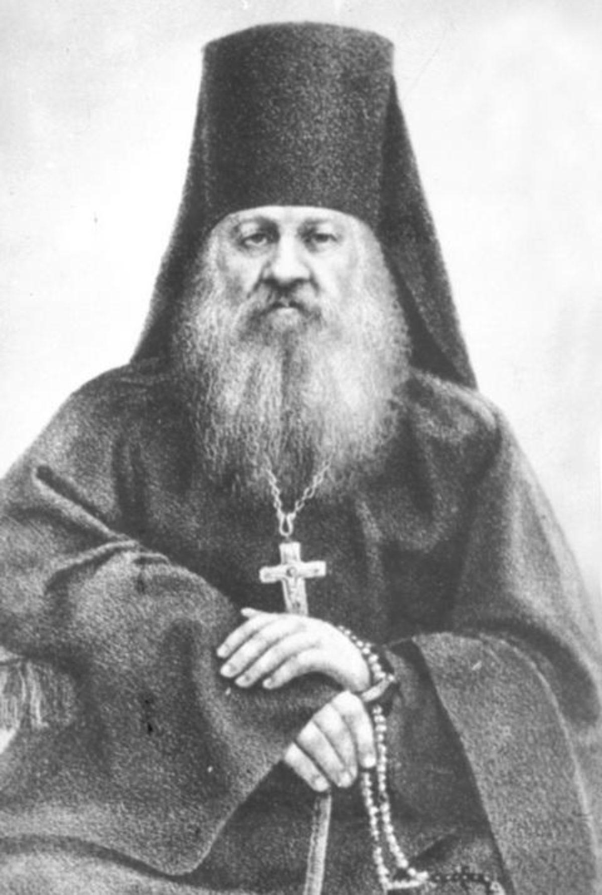Память преподобного Антония Оптинского