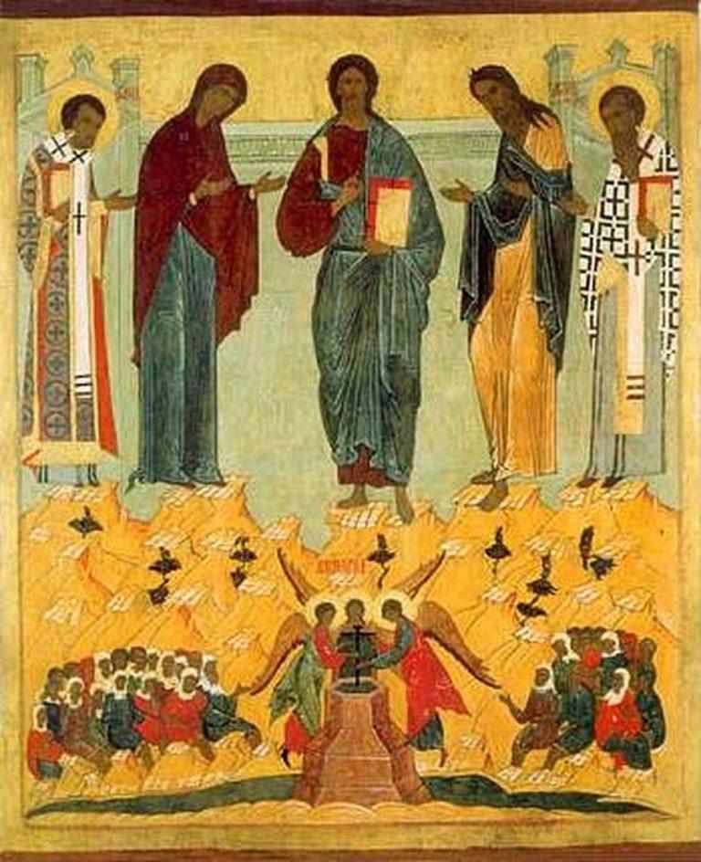 Слово святого Алексия Мечева в день Происхождения Честных Древ Животворящего Креста Господня