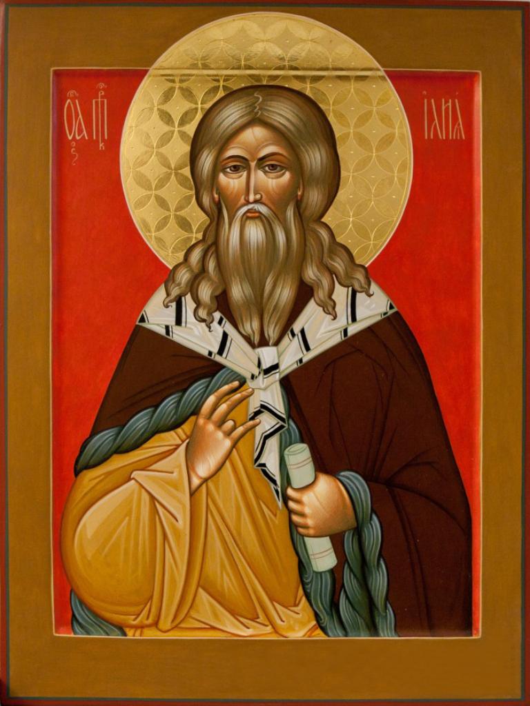 Слово в день св. пророка Илии святителя Луки Войно-Ясенецкого