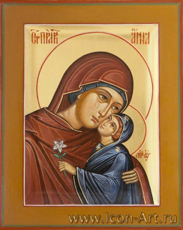Успение праведной Анны, матери Пресвятой Богородицы