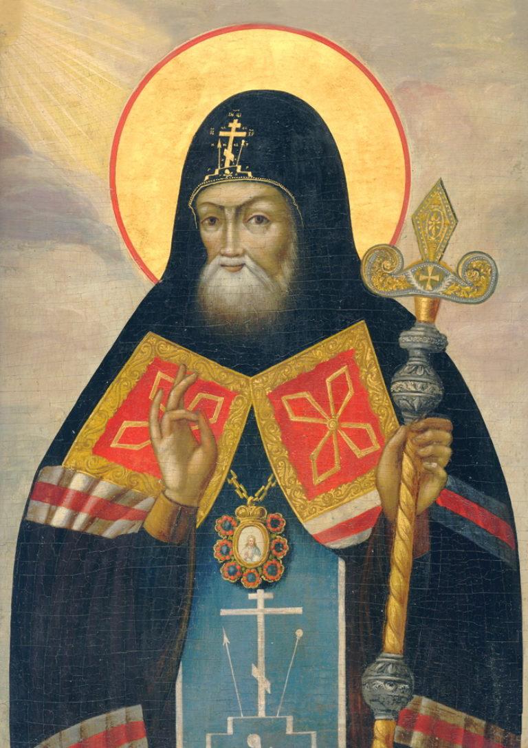 Обретение мощей святителя Митрофана Воронежского