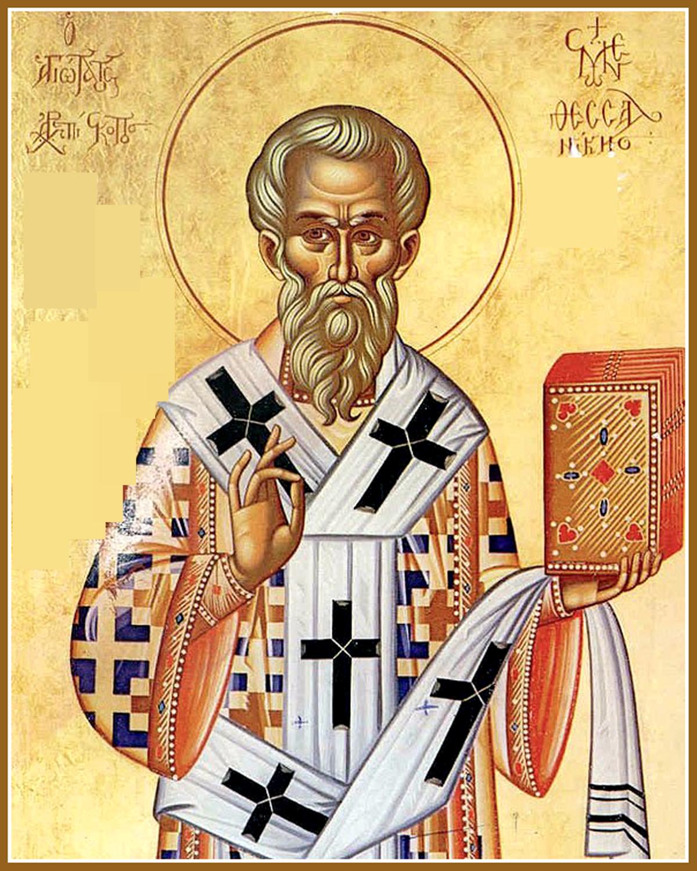 Святитель Димитрий Солунский