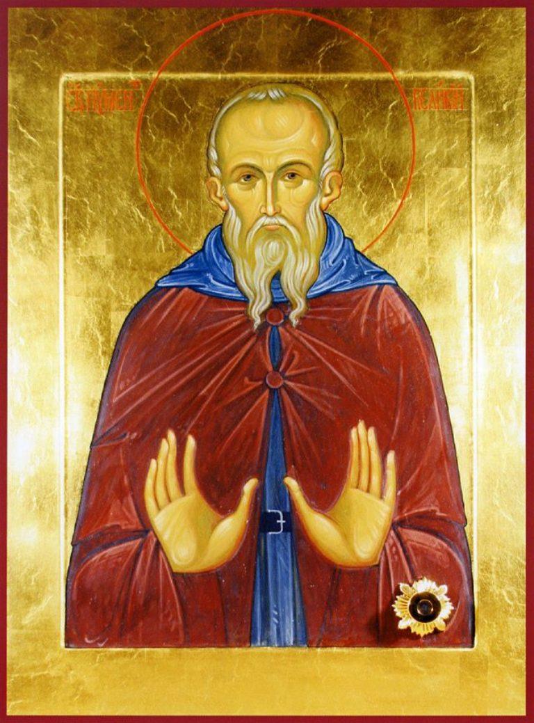 Святой Пимен Великий