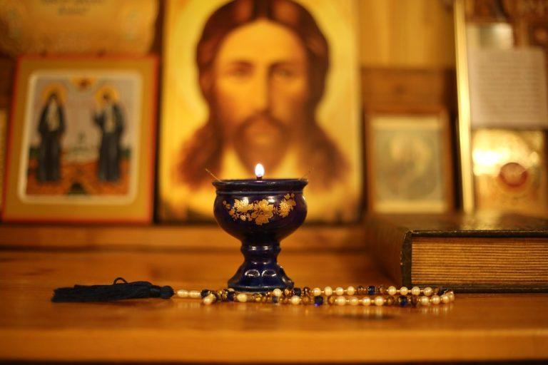 Ум в молитве