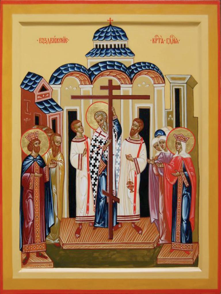 Проповедь свт. Иоанна (Максимовича) на Воздвижение Креста Господня