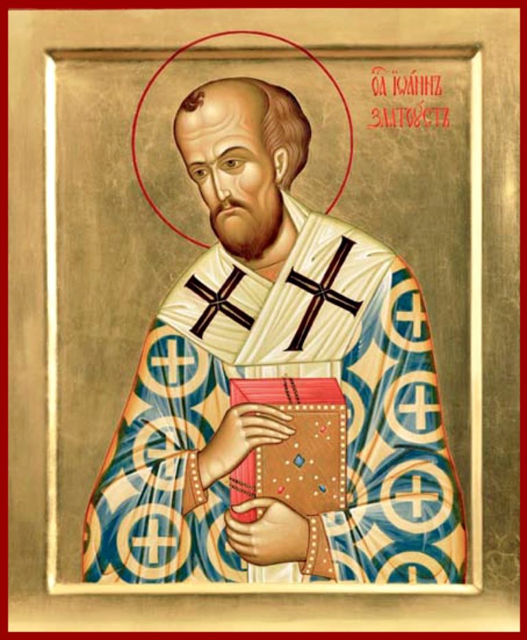 О неосуждении священников. Слово свт. Иоанна Златоуста