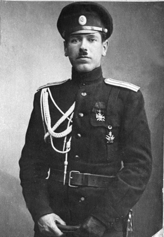 О маршале Б.М. Шапошникове