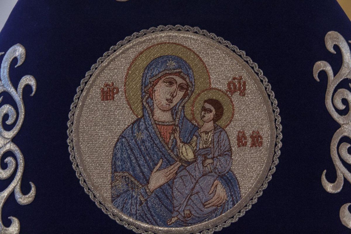 Всенощная на Покров Пресвятой Богородицы