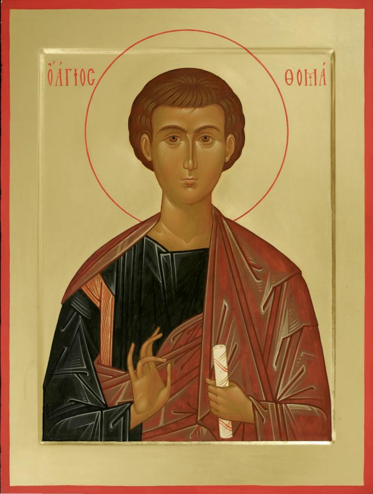 О святом апостоле Фоме