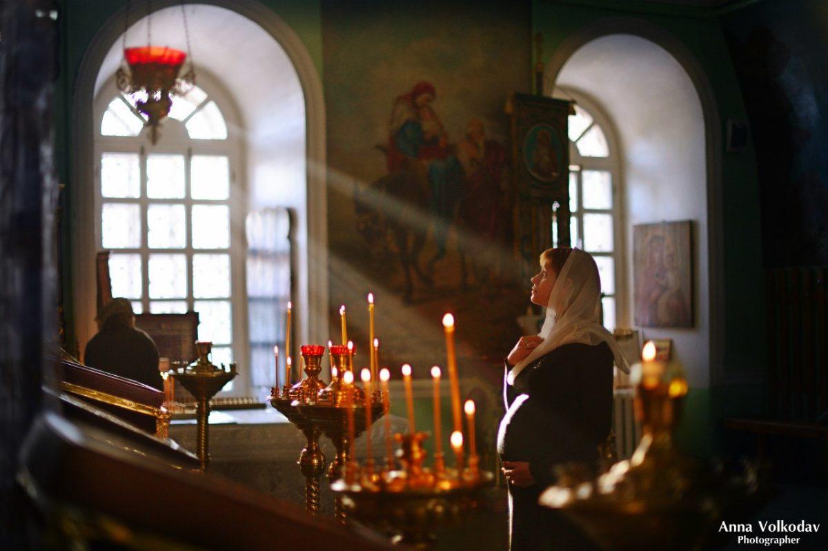 Пение в храме