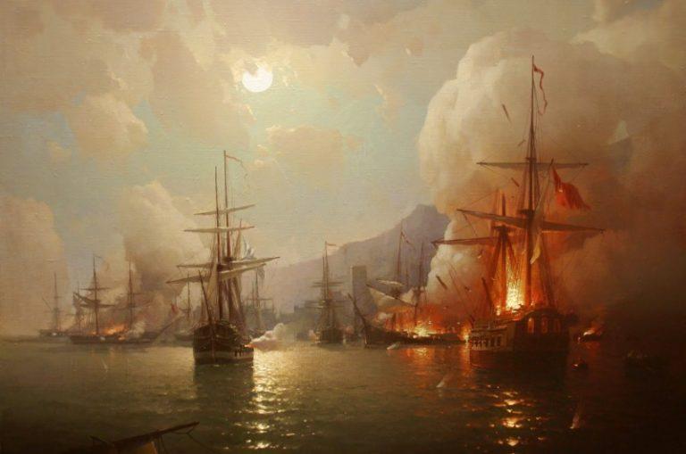 День воинской славы России: Синопское сражение
