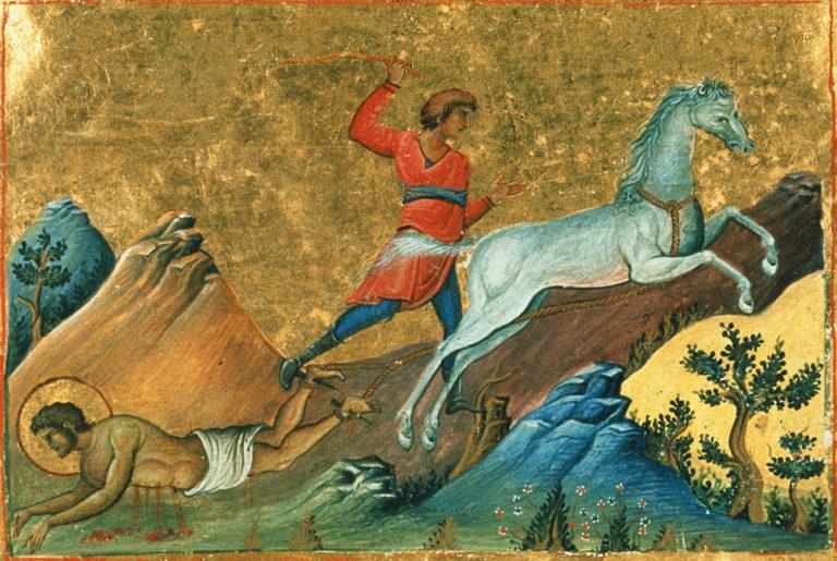 Святой мученик Орест врач