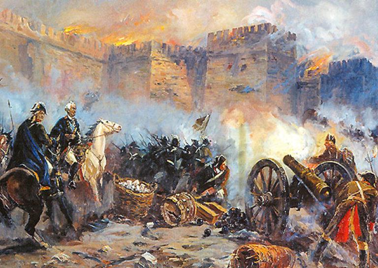 Не бывало крепости крепче, не было обороны отчаяннее… Но Измаил взят!