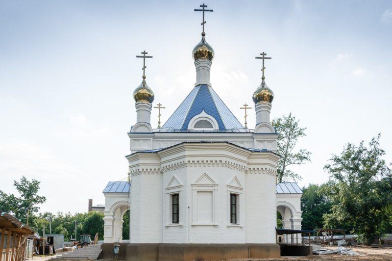 Сбор средств для погашения долга за строительство храма