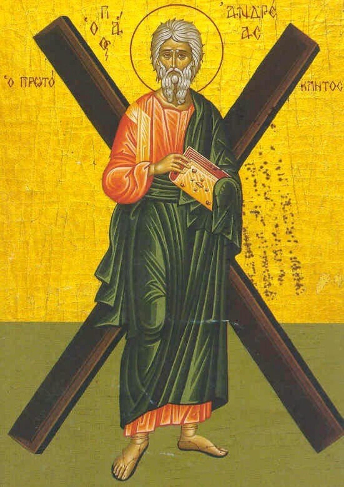 Апостол Андрей на Руси
