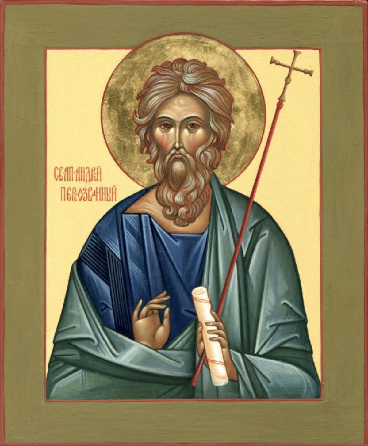 Апостол Андрей Первозванный: первый из двенадцати