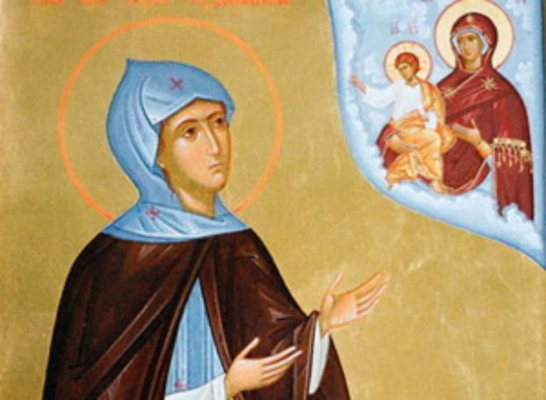 Память преподобной Софии Суздальской