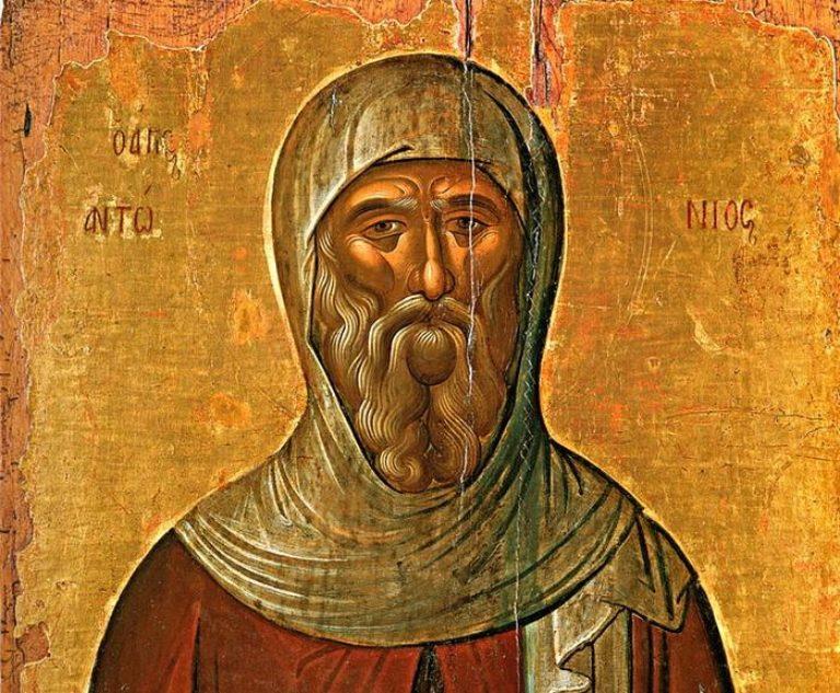 Преподобный Антоний Великий об умных людях и умных душах