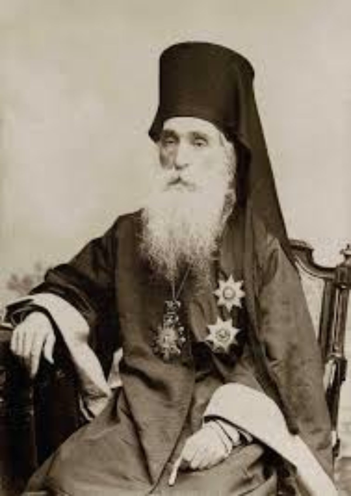 Святитель Гавриил Имеретинский. Годовой отчет