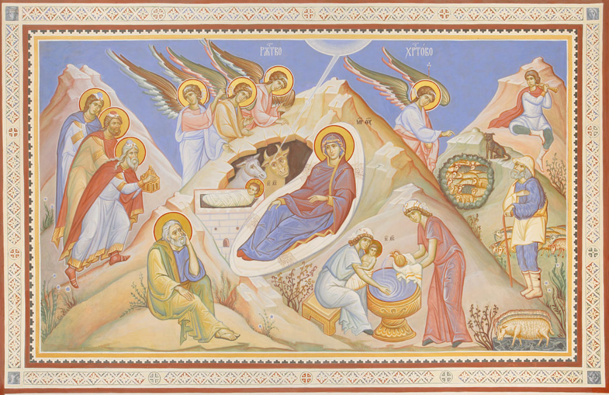 Рождество Христово: основные догматические смыслы