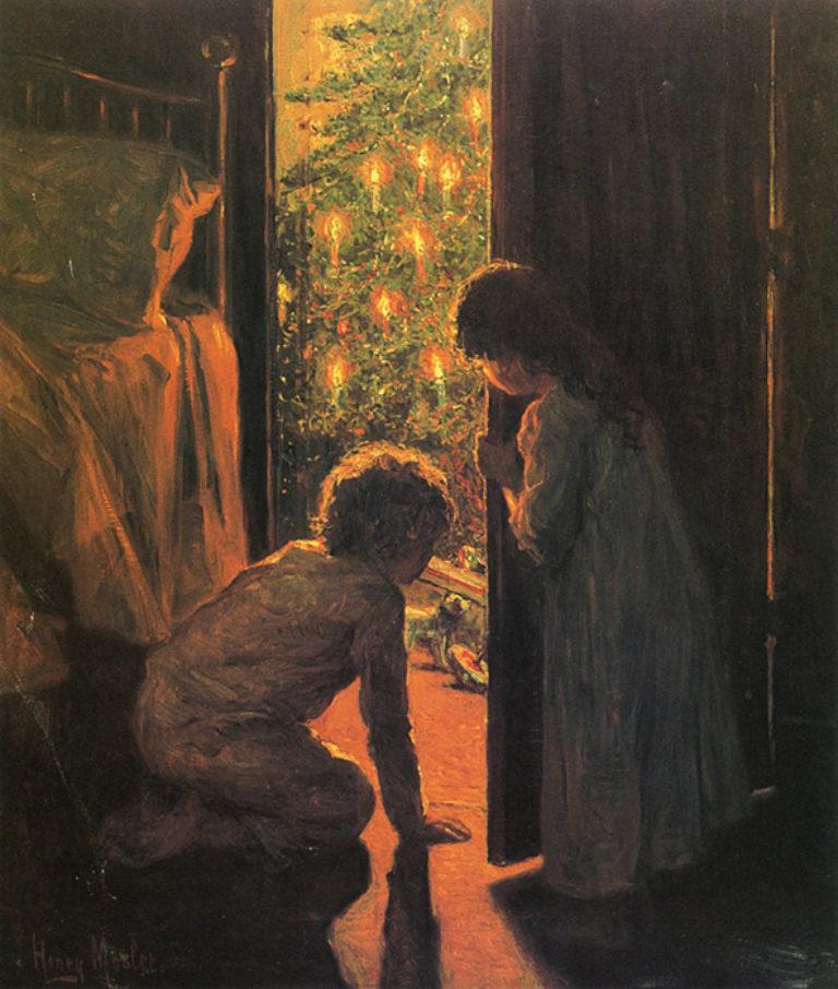 Сочельник, или Навечерие Рождества Христова
