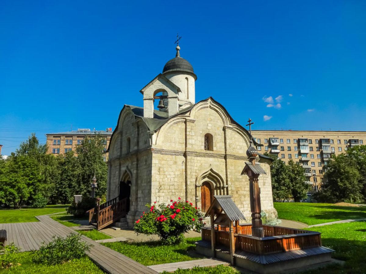 Чудо святого Трифона в Москве