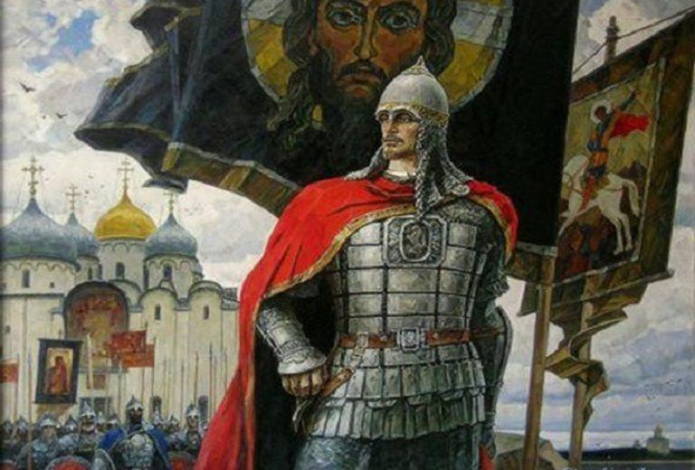 Русские святые воины