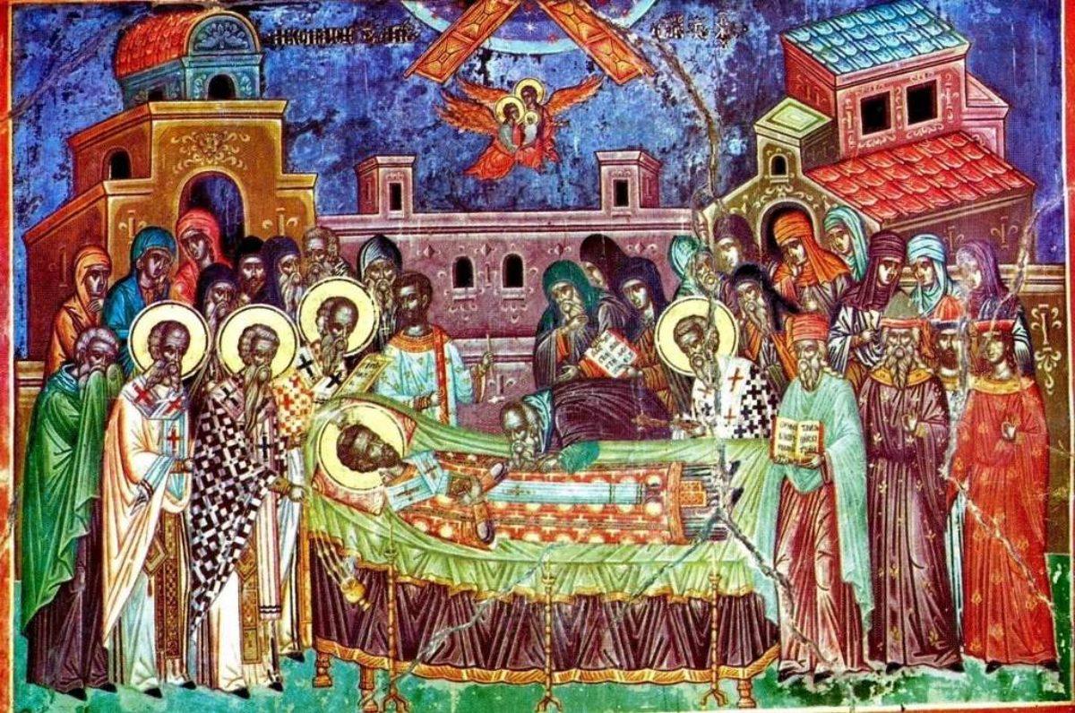 Перенесение мощей святителя Иоанна Златоуста