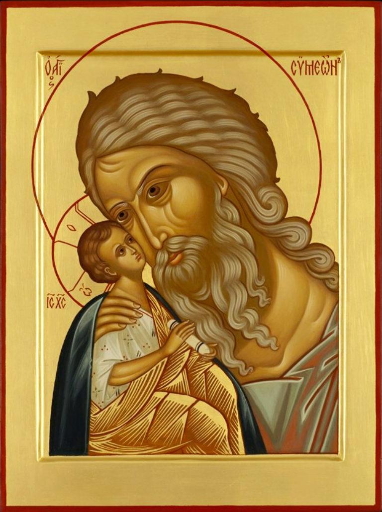 Праведный Симеон: о Боге мудрецов и Боге Авраама, Исаака и Иакова