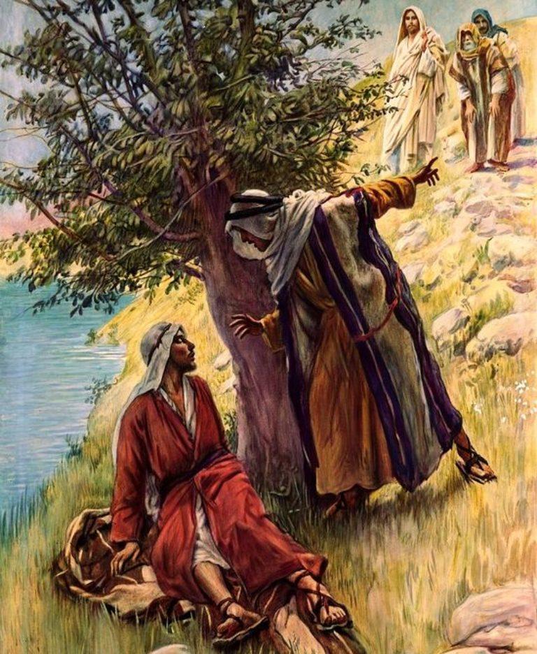 «ПРИИДИ И ВИЖДЬ» (ИН. 1: 46)
