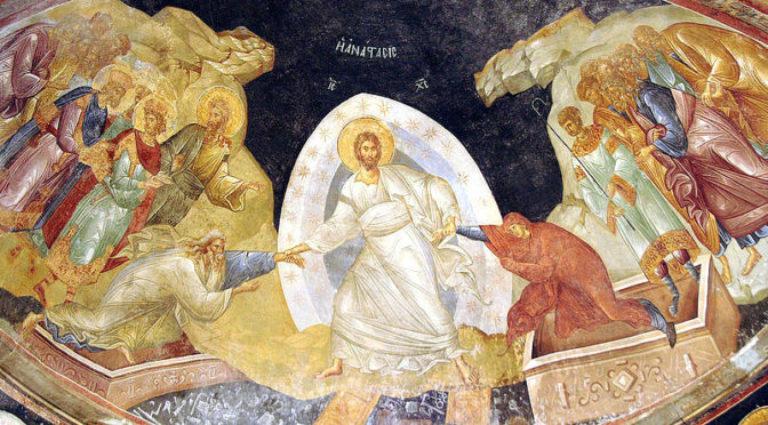 Слово свт. Епифания Кипрского на Святое Воскресение Христово