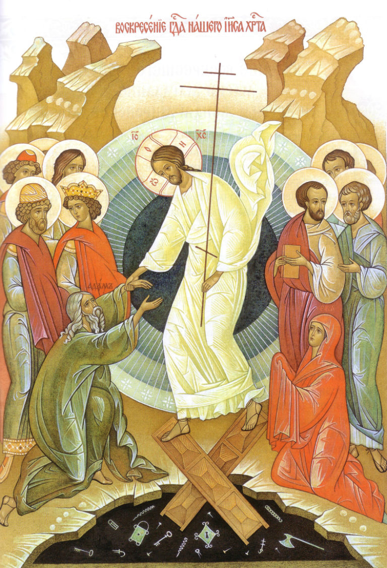 Слово сщмч. Серафима (Чичагова) в день Святой Пасхи