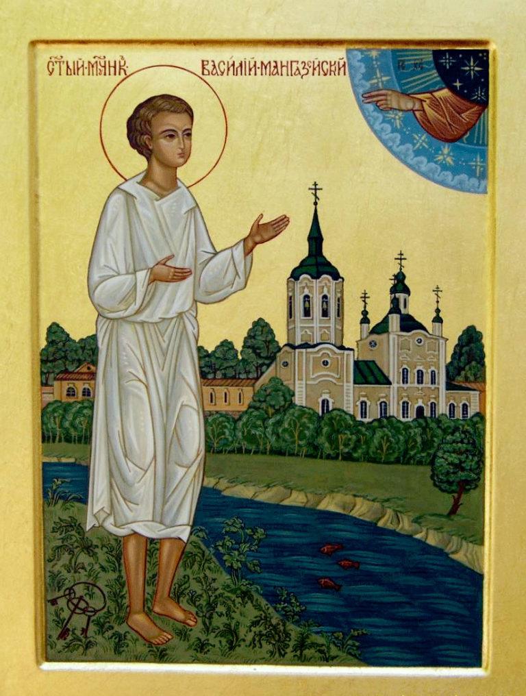 Первый святой Сибирской земли