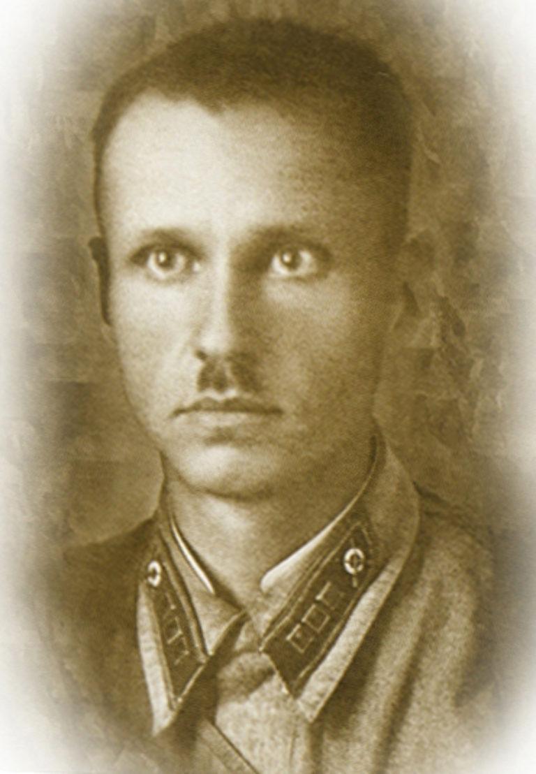 Зам. командира стрелковой роты, будущий патриарх Пимен