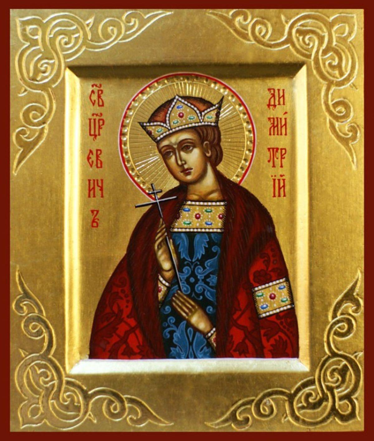 Детская святость. Святой царевич Димитрий