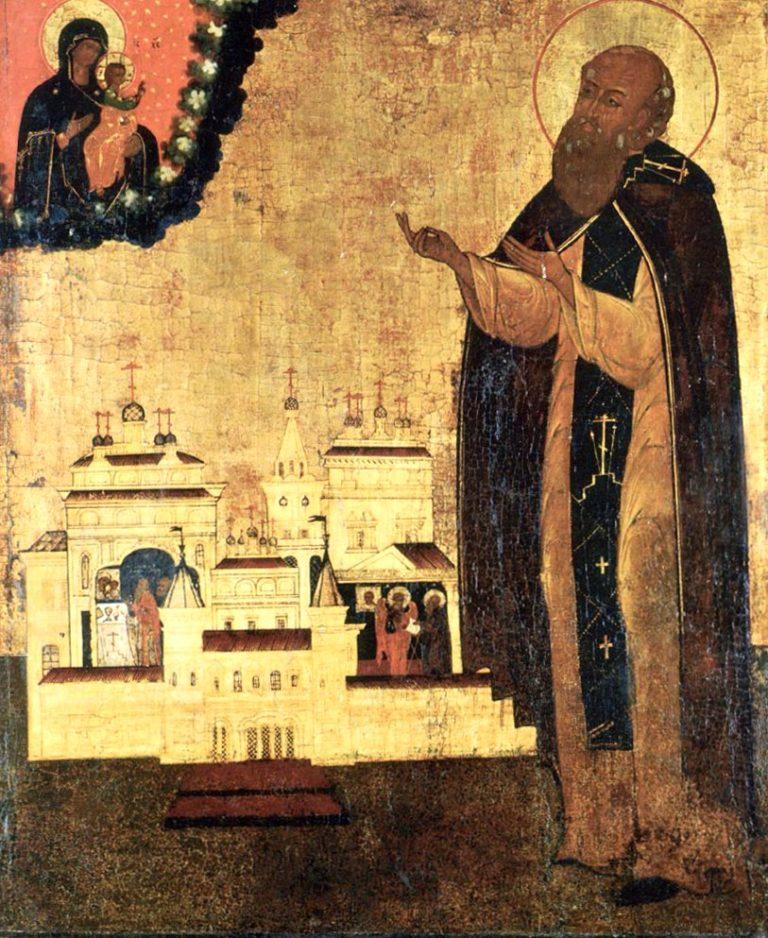 Углич и преподобный Паисий Угличский