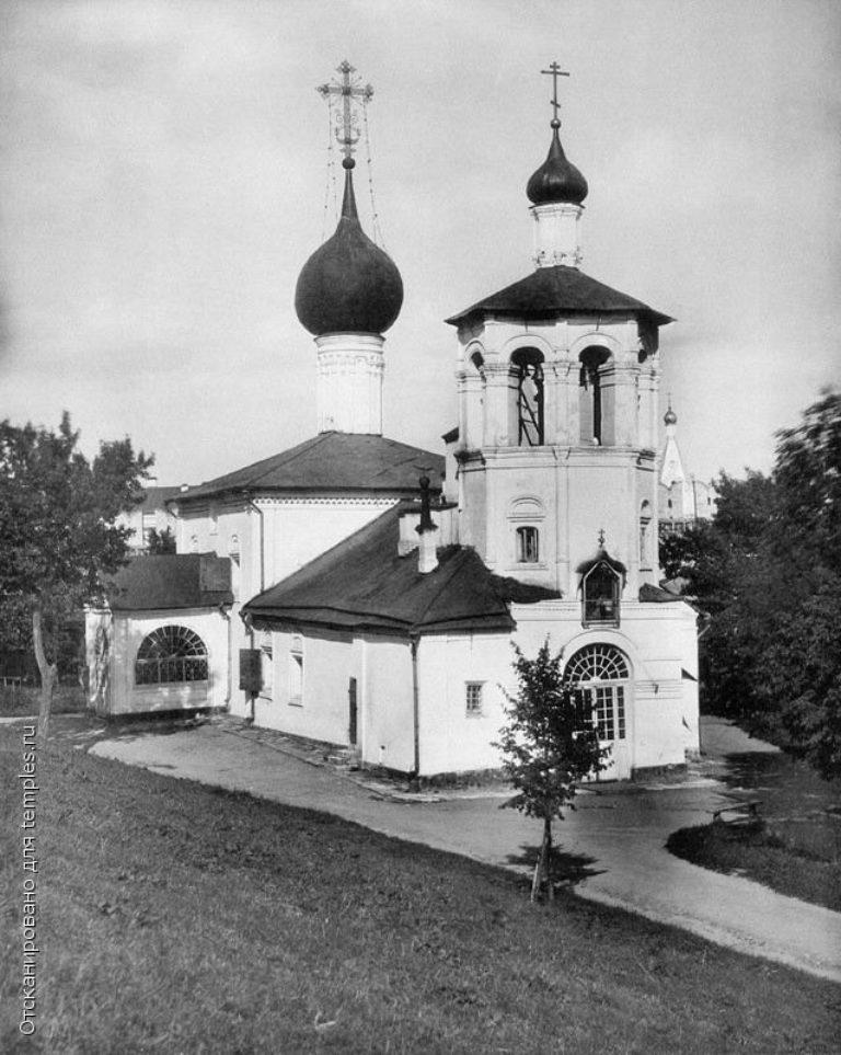 Церковь святых Константина и Елены в Кремле