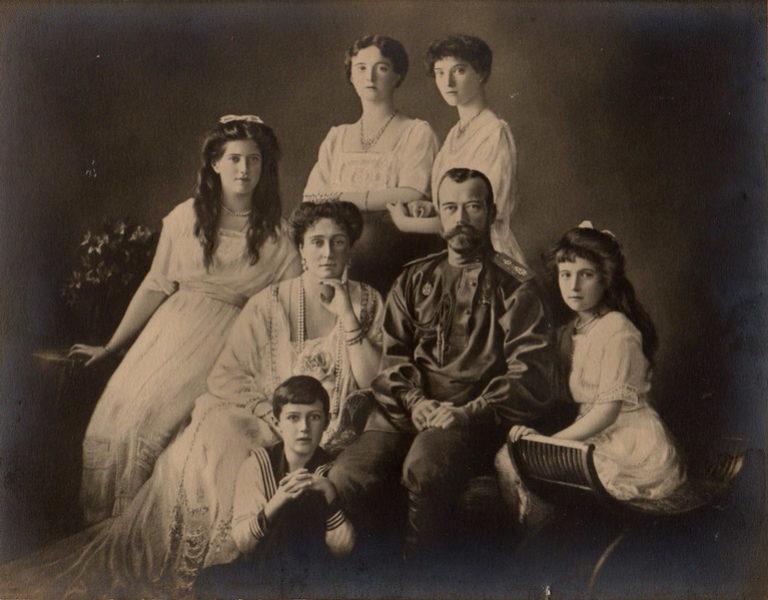 Мученическая кончина Царской семьи