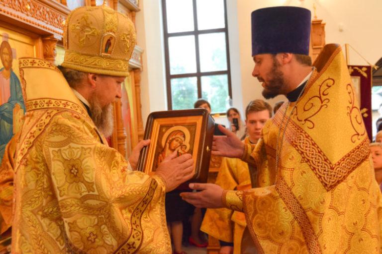 Престольный праздник храма св. Ольги в Останкино: ретроспектива 2018