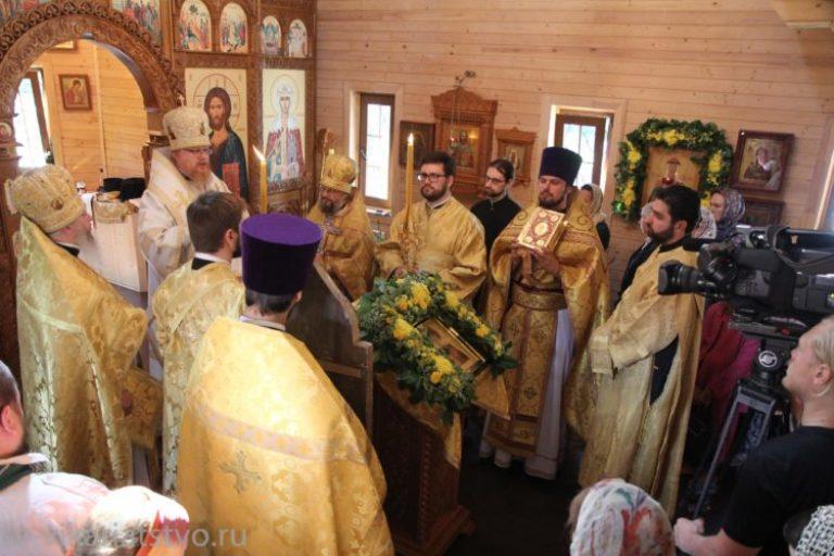 Престольный праздник храма св. Ольги в Останкино: ретроспектива 2017
