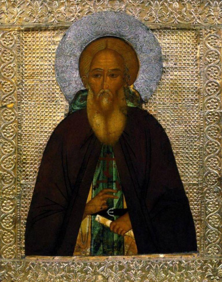 Преподобный Сергий Радонежский и монашество на Руси
