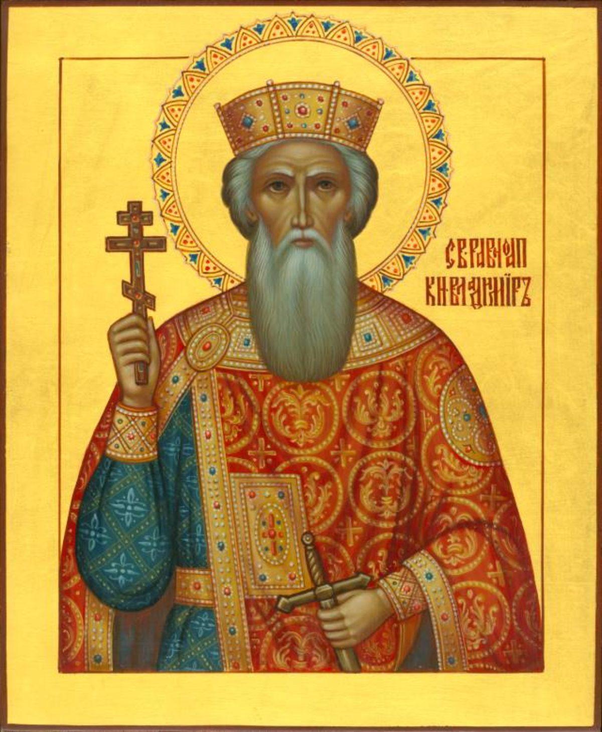 Святой князь Владимир: до и после Крещения